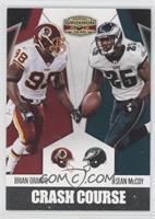 LeSean McCoy, Brian Orakpo /250