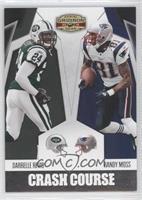 Darrelle Revis, Randy Moss /250