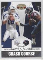 Mario Williams, Peyton Manning /250
