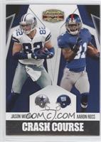 Jason Witten, Aaron Ross /250