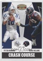 Mario Williams, Peyton Manning