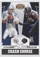 Mario Williams, Peyton Manning