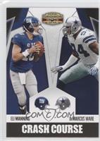 Eli Manning, DeMarcus Ware