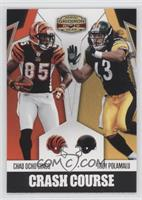 Chad Ocho Cinco, Troy Polamalu