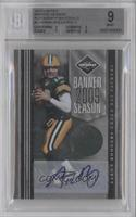 Aaron Rodgers /15 [BGS 9]