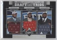 Eric Berry, Russell Okung, Trent Williams /100