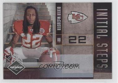 2010 Panini Limited Initial Steps Signatures [Autographed] #15 - Dexter McCluster /99