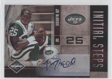 2010 Panini Limited Initial Steps Signatures [Autographed] #3 - Joe McKnight /99
