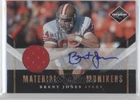 Brent Jones /25