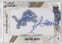Jahvid Best /299