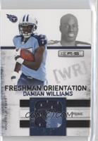 Damian Williams /50
