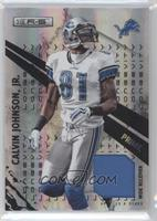 Calvin Johnson Jr. /25