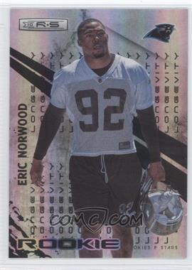 2010 Panini Rookies & Stars Longevity Holofoil #194 - Eric Norwood /99