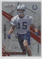 Blair White /100