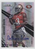 Anthony Dixon /299