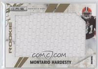 Montario Hardesty /25