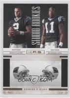 Brandon LaFell, Jimmy Clausen /500