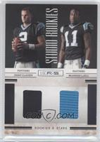 Brandon LaFell, Jimmy Clausen /299