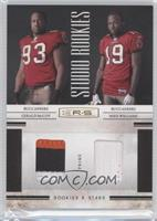 Gerald McCoy, Mike Williams /50