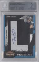 Jimmy Clausen /280 [BGS 9]