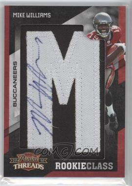 2010 Panini Threads #189 - Mike Williams /440