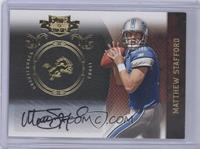Matthew Stafford /5 [Near Mint‑Mint]