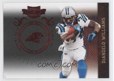 2010 Plates & Patches - [Base] #13 - DeAngelo Williams /499