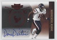 Dorin Dickerson /249