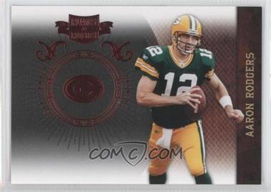 2010 Plates & Patches - [Base] #34 - Aaron Rodgers /499