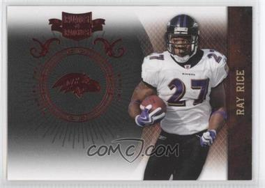 2010 Plates & Patches - [Base] #9 - Ray Rice /499