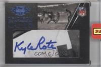 Kyle Rote /80