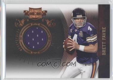 2010 Plates & Patches Infinity Jerseys [Memorabilia] #53 - Brett Favre /299