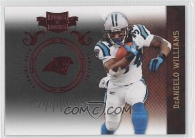 2010 Plates & Patches #13 - DeAngelo Williams /499