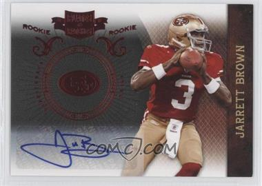 2010 Plates & Patches #144 - Jarrett Brown /268