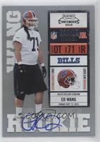Ed Wang /500
