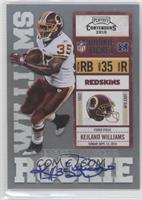 Keiland Williams /500