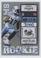 Damian Williams /412