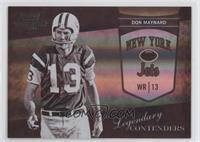 Don Maynard /50