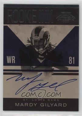 2010 Playoff Contenders - Rookie Ink #21 - Mardy Gilyard
