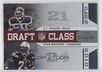 C.J. Spiller, Ryan Mathews