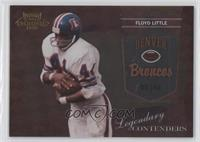 Floyd Little /100