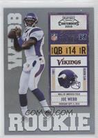 Joe Webb /99