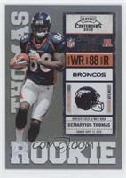 Demaryius Thomas (Facing Forward) /99