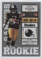 Emmanuel Sanders (Black Jersey) /99
