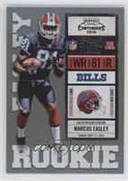 Marcus Easley (Ball in Right Hand) /99
