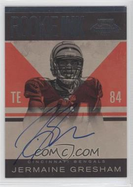 2010 Playoff Contenders Rookie Ink #13 - Jermaine Gresham