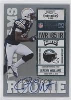 Jeremy williams