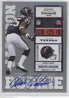 Kareem Jackson /500