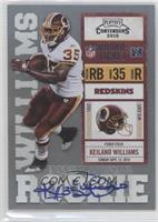 Keiland Williams /500
