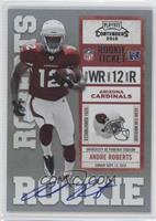 Andre Roberts /498